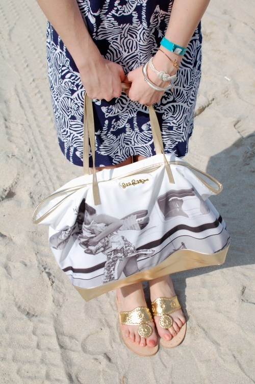 Lilly Pulitzer Coastal Tote