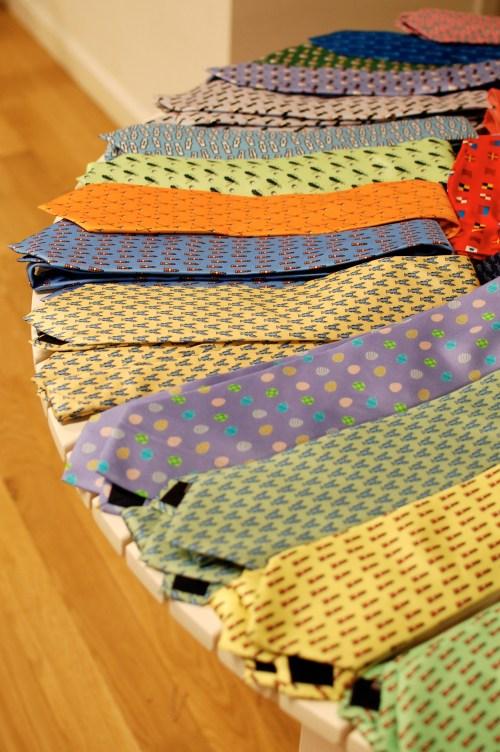 Dock & Harbor Maine Silk Ties & Scarves