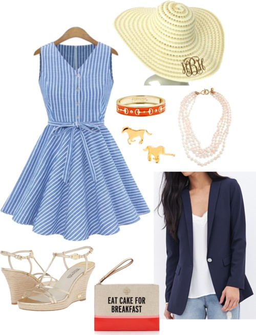 What to wear to a horse race