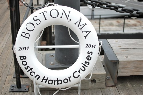 Boston Harbor Cruises Photography