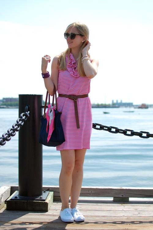 sailor-sailor dress review