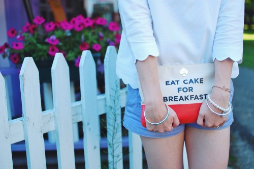 Eat Cake for Breakfast Tote