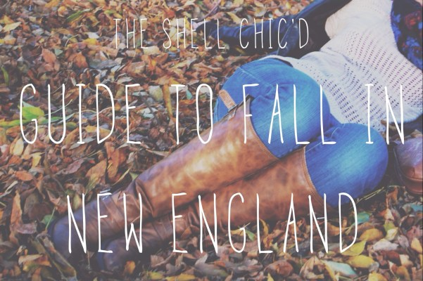 New England Fall TRavel Guide