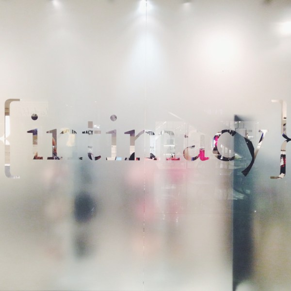 Intimacy Boston Copley Mall