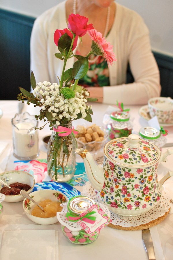 Tea Room Bridal Shower