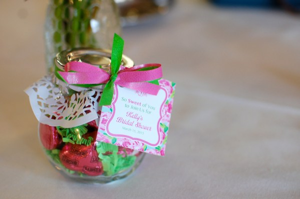 Lilly Pulitzer Favors