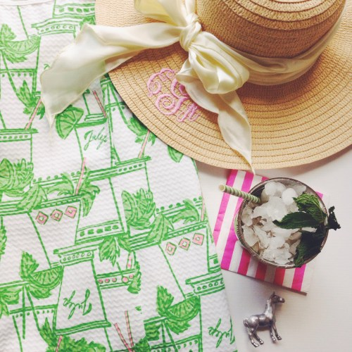 Lilly Pulitzer Mint Julep Dress