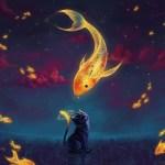 О мужике и золотой рыбке