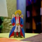 Песчаные сказки — Маленький принц (фото)