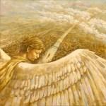 Любовь Ангел Полет