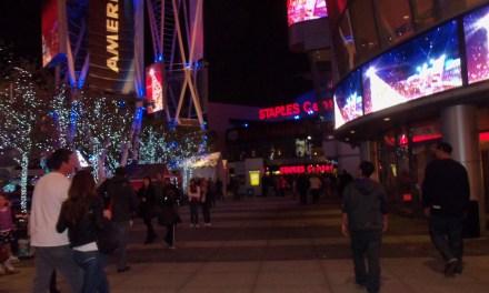 An Evening at LA Live