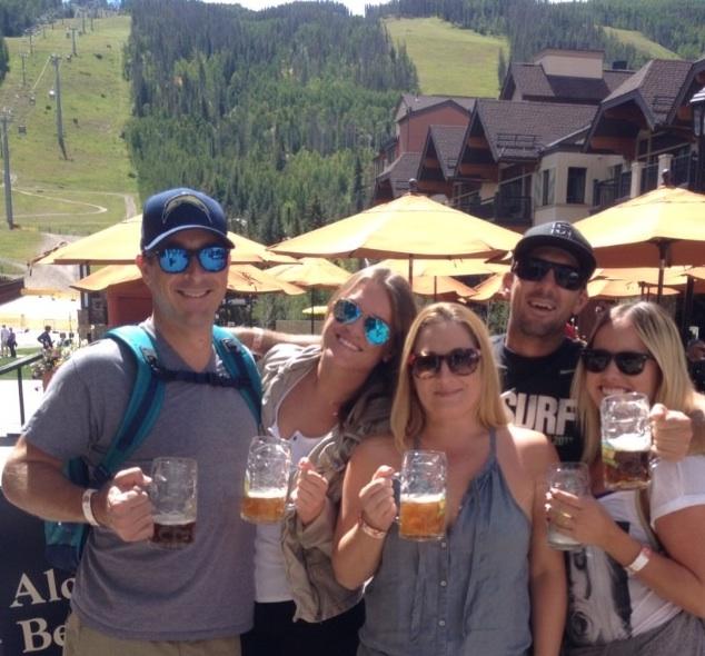 vail group beers