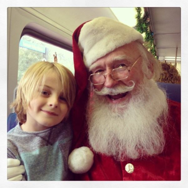 orion and santa