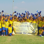 """Goals of Peace"" 2014 Summer Camp"