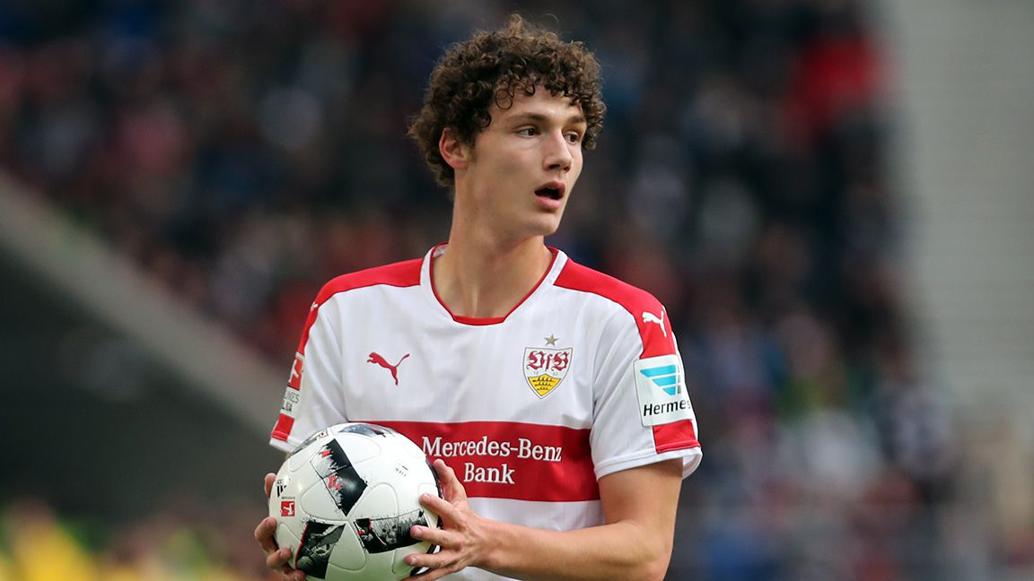 Who s this     30m rated Tottenham and Liverpool target from the     Benjamin Pavard