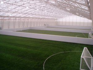 5-a-side football pitches, Glasgow, Dundee & Newcastle
