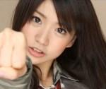 『脱ぎやがれ』の元AKB大島優子、前田敦子より過激な衝撃高画質画像!カップも!ポッチ!?生え際!?