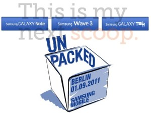 Details of Samsung Galaxy Note, Wave 3, Galaxy Tab 7.7 leaked - Samsung Galaxy Note, Samsung Wave 3, Samsung Galaxy Tab 7.7, Samsung Mobile Unpacked APK, Android 3.2 Honeycomb