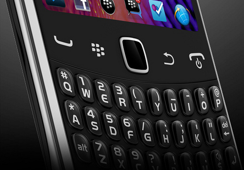 T-Mobile has opened pre-orders for an affordable ($79) BlackBerry Curve 9360 to be sold starting next week. Image: Official BlackBerry Images / Flickr (CC)