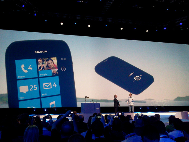 The T-Mobile Nokia Lumia 710 may be launched this December 14. Image: RafeB / Flickr (CC)