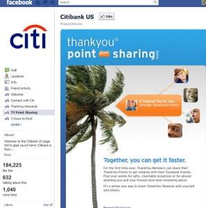 citi-facebook-app