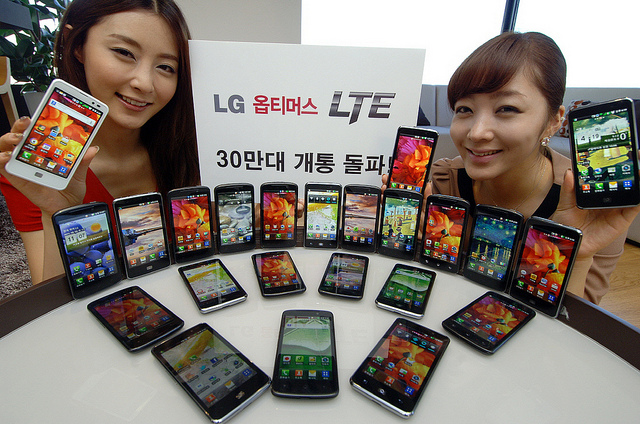 lte-phones-to-gain-vigor-tenfold-in-2012