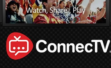 ConnecTV is a soon-to-be-released app which lets smartphone or tablet users engage more with friends as they watch programs on TV. (Image: via clickondetroit.com)