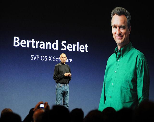 Cloud, Upthere Inc., Bertrand Serlet, cloud startup, Roger Bodamer
