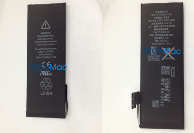 iPhone 5, Apple, iPhone 5 battery,