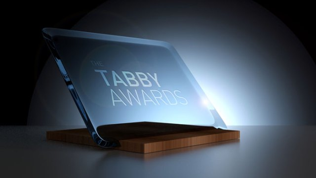 Tabby Awards, Tabby, tablet apps, applications, developers, contests,