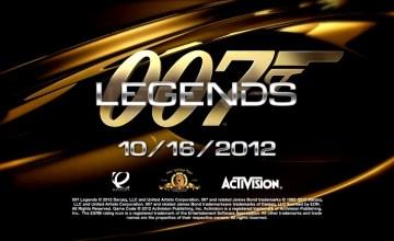 Activision Publishing's '007 Legends' Celebrates 50 Years of James Bond