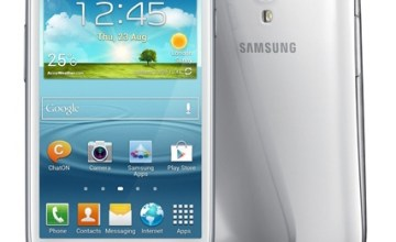 Samsung Unveils The Compact Yet Powerful Galaxy S III Mini