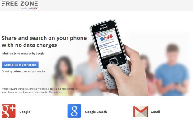 Globe Telecom Launches 'Free Zone powered by Google'; Provides Free Access To Google Services