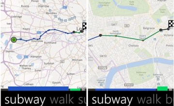 Updated Nokia Transport for Windows Phone and Symbian Now Available