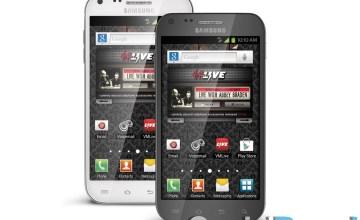 Galaxy S II 4G, Virgin Mobile USA, prepaid,