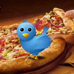 Twitter Users Can Exchange Gifts for a Pizza Hut Treat