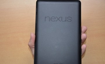 Retailers expect a huge surge in sales of Google Nexus 7 and other tablets this Christmas season. (Image: Domenic K. (CC) via Flickr)