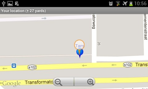 Tamoggemon Releases GottaTxt App for Android, Sends User Location via SMS