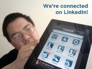 Localization has increased the number of LinkedIn users in Malaysia. (Image: Christopher S. Penn (CC) via Flickr)