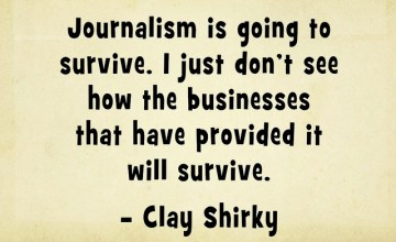 journalism and newsroom cuts