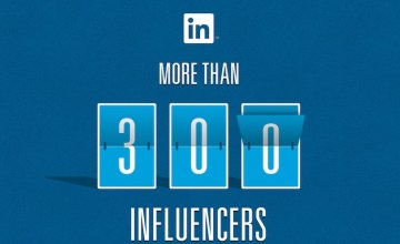 linkedin influencers infographic feature image