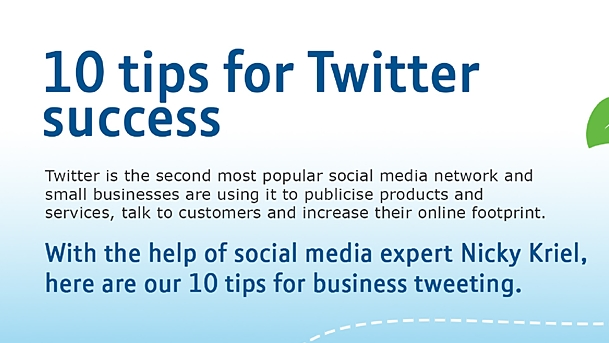 10 Tips for Twitter Success [Infographic]-Featured