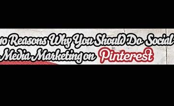 Pinterest, social media marketing, infographic,