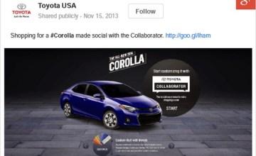 google+ +post ads