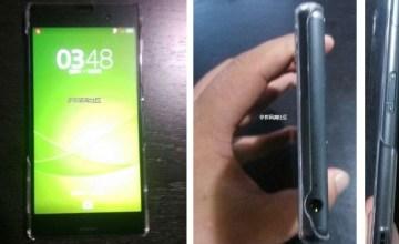 Sony Xperia Z3 Compact leak