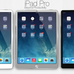 Apple iPad Pro, rumored to come with a new chipset!