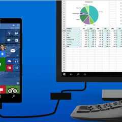 You Can Transform Windows 10 Phone Into a PC!