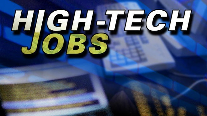 high tech jobs