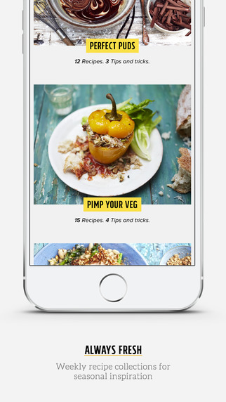 5 Best Apps for Foodies in 2015