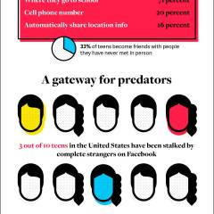 Social Media Privacy Infographic